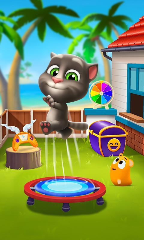 Talking tom 2 game free download for mobile